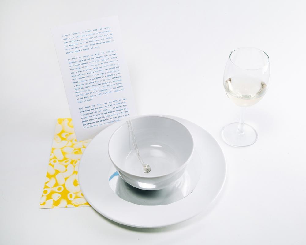 Stuart - Macaroni Necklace