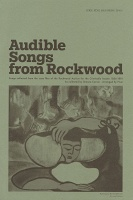 Simone Schmidt: Audible Songs from Rockwood