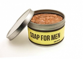Victoria Wells: Soap for Men