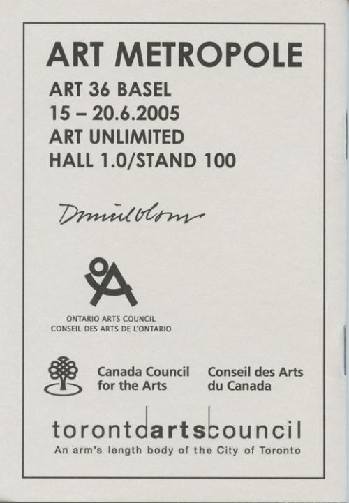 AMP0501.2 Sixty-nine (69), Daniel Olson