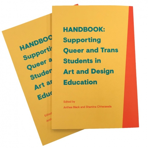 Handbook: Supporting Queer and Trans Students in Art and Design