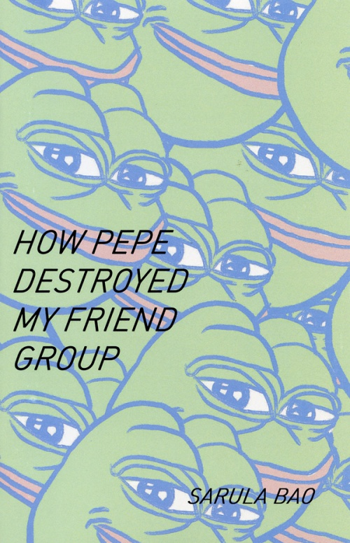 How Pepe Destroyed My Friend Group