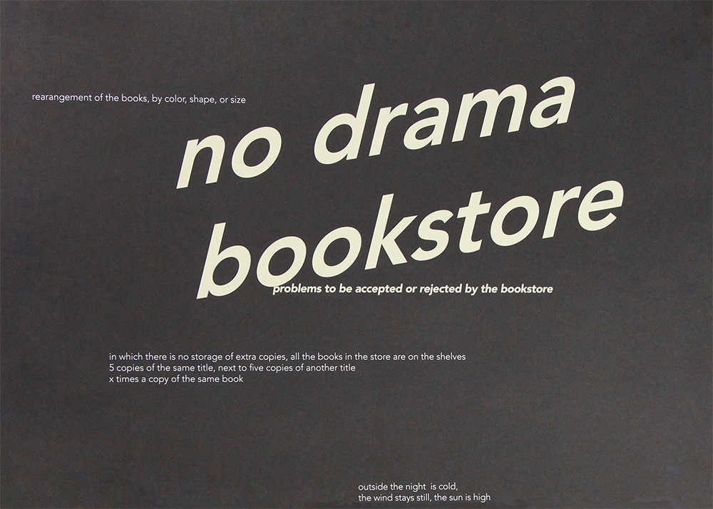 No Drama Bookstore