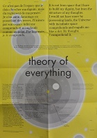 What Once Was: Theory of Everything