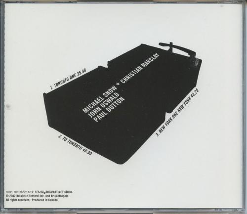 AMP0209 CCMC + Christian Marclay