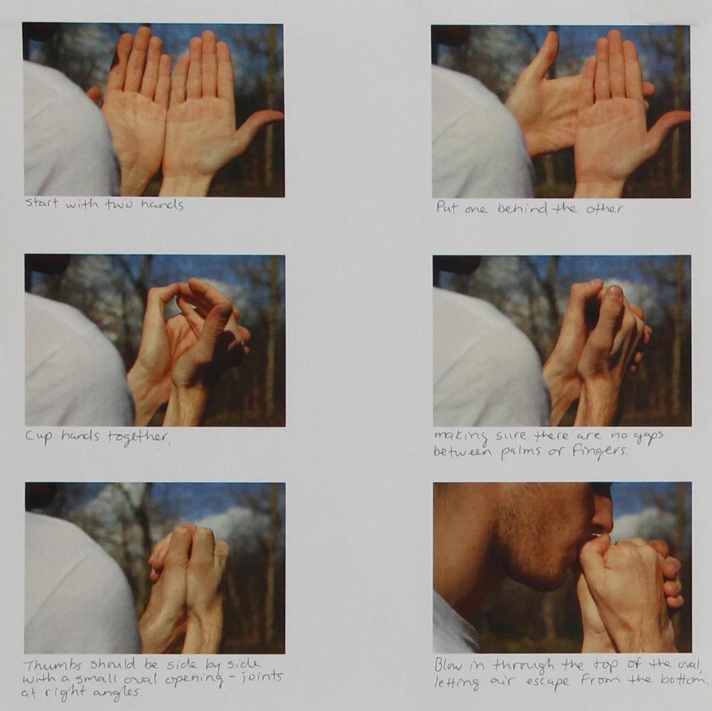 Handflute
