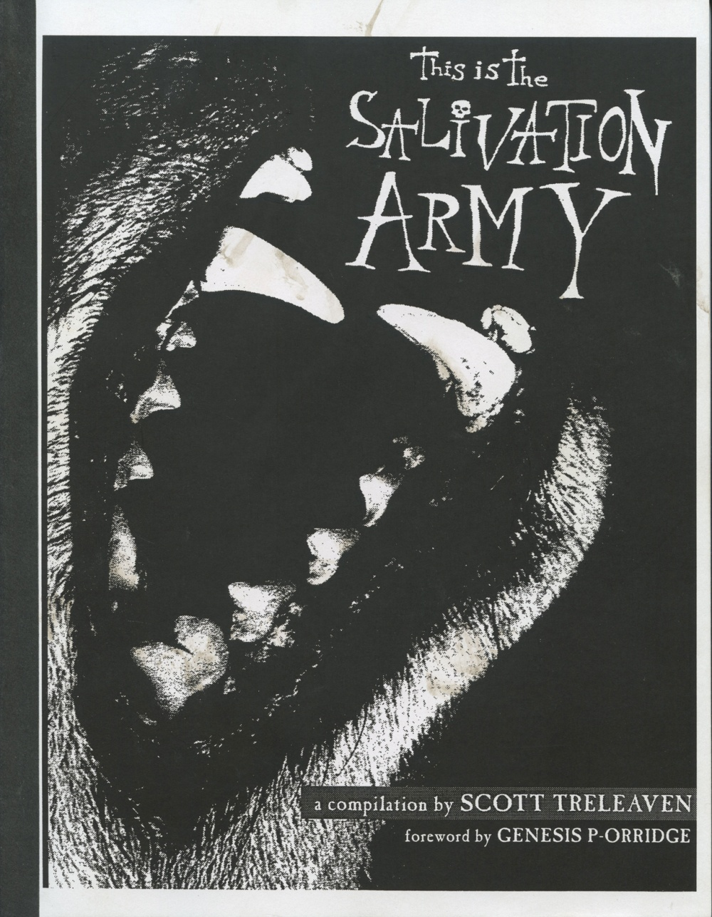 AMP0207 THIS IS the SALiVATION ARMY, Scott Treleaven