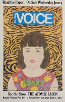 Les Levine: Village Voice / Mind
