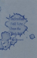 Lena Cobangbang: Declassified Field Notes From the Black Hole (unrealizedprojects)