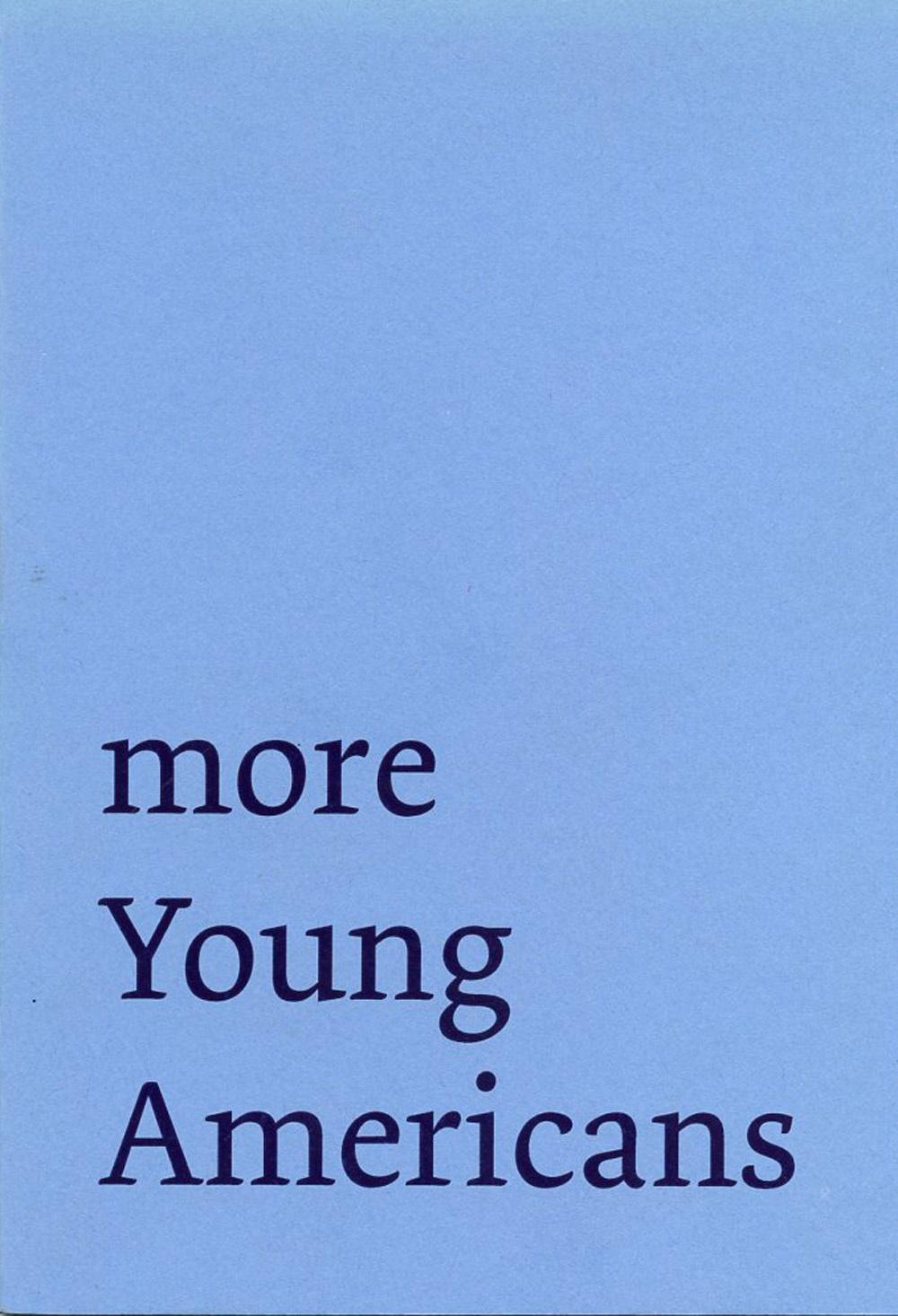 Derek Sullivan: more young Americans