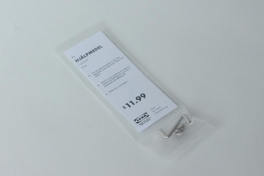 SAS Idea Pin
