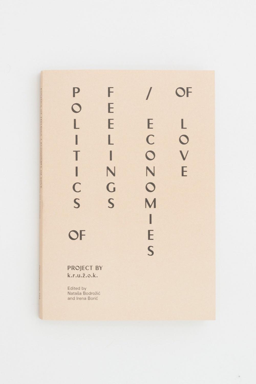 Politics of Feelings/Economies of Love
