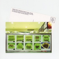 Shari Kasman: Galleria Mall Sandwiches at El Amigo Postcard