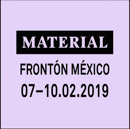 Material Art Fair 2019