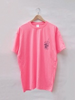XVK Bubble Tea Tee (Highlighter Pink)