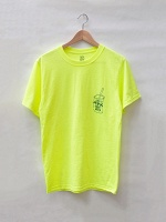 XVK Bubble Tea Tee (Highlighter Yellow)