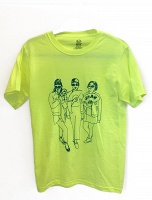 XVK Red Carpet Tee (Highlighter Yellow)