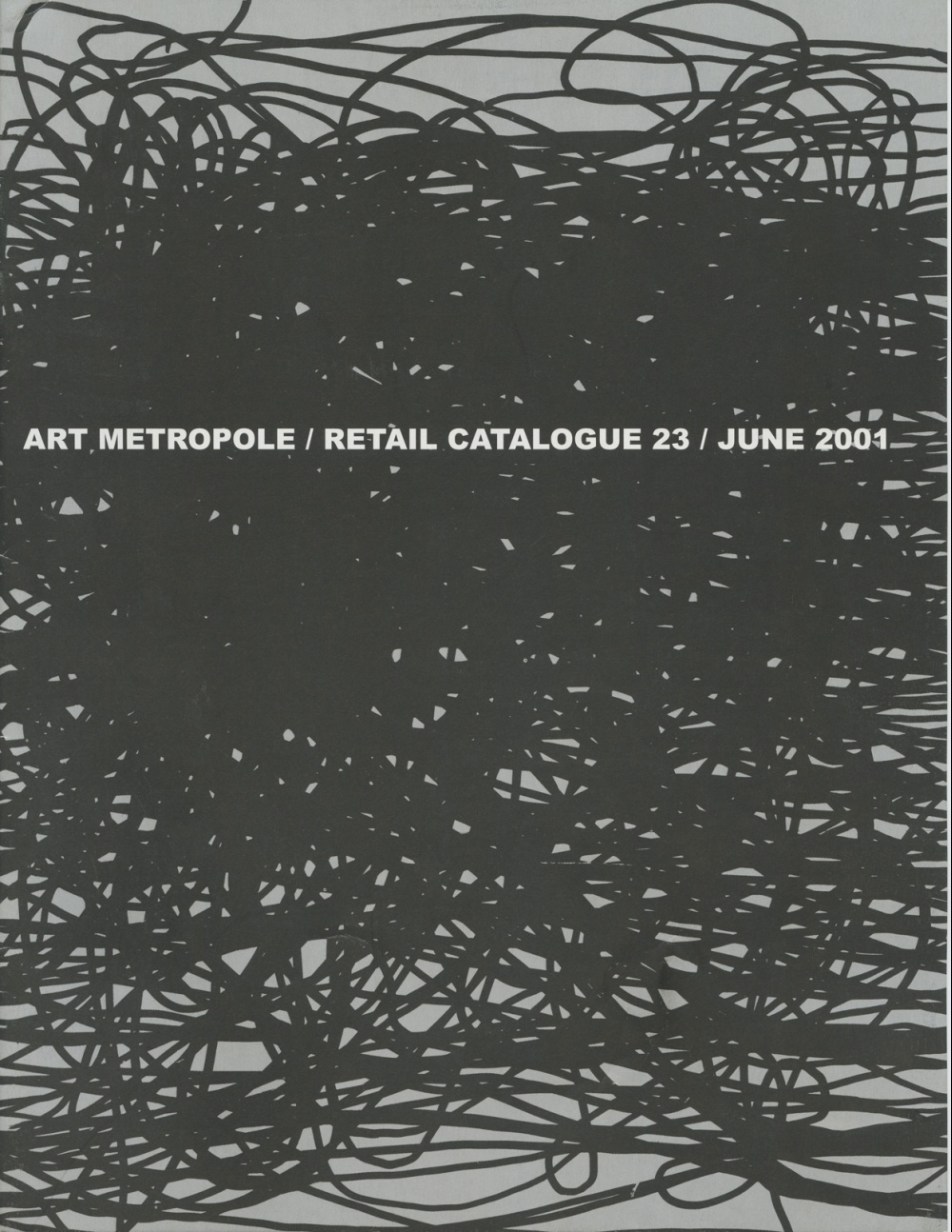 AMP0101 Art Metropole Retail Catalogue 23/June 2001