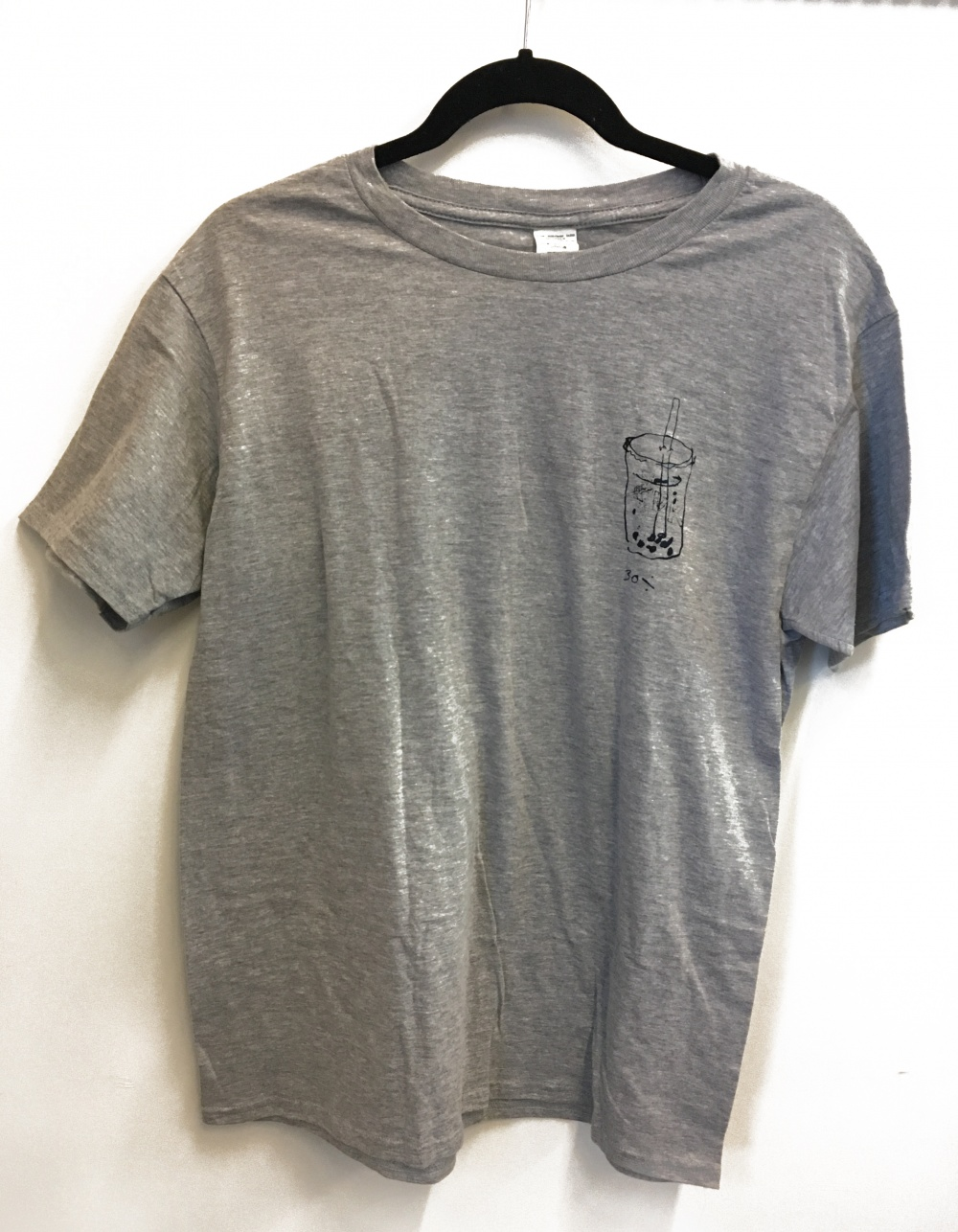 xvk bubble t grey