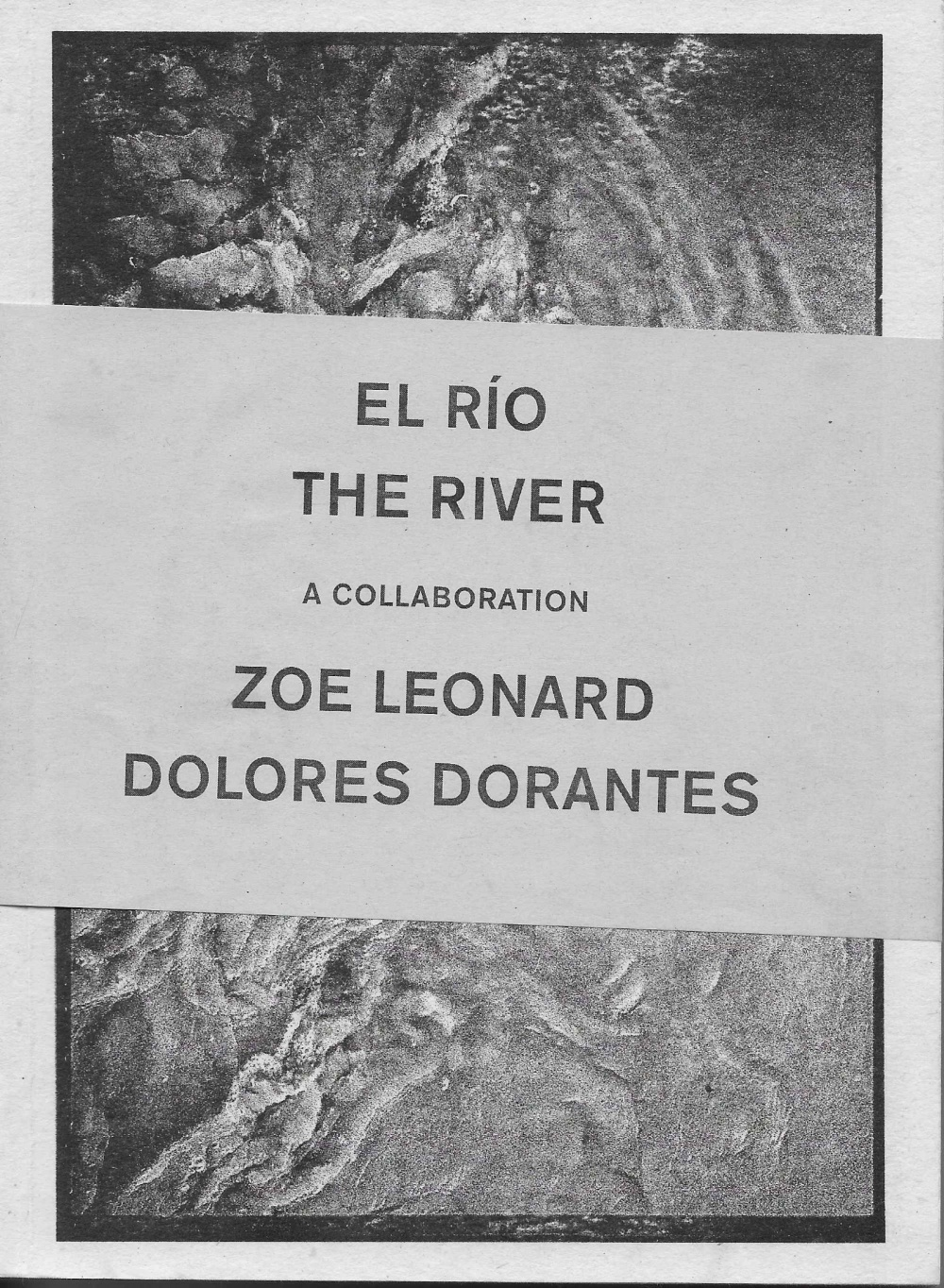 El Rio / The River