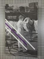 Martha Rosler: CultureClass
