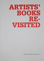 Artists' Books, revisited