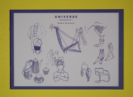Midori Mitamura:UNIVERSE