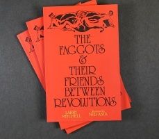 Larry Mitchell , Ned Asta, Morgan Bassichis, and Tourmaline: The Faggots & Their Friends BetweenRevolutions