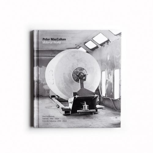 Peter MacCallum: Material World cover