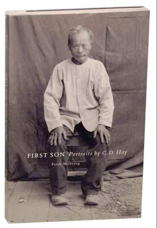 First Son: Portraits by C.D. Hoy cover