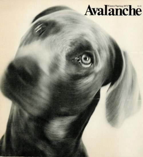 Avalanche Winter/Spring 1973
