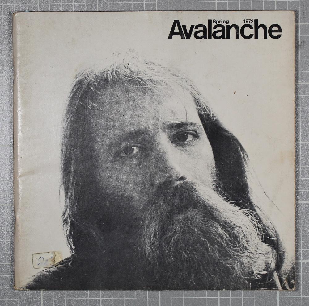 Avalanche Spring 1972
