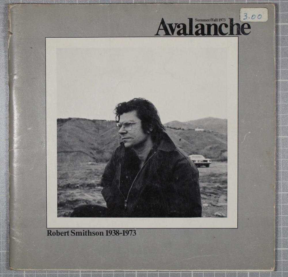 Avalanche Winter/Spring 1973