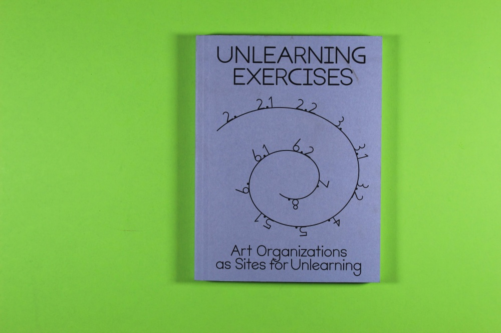 unlearning cover