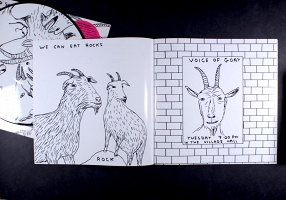 David Shrigley: Goat Music