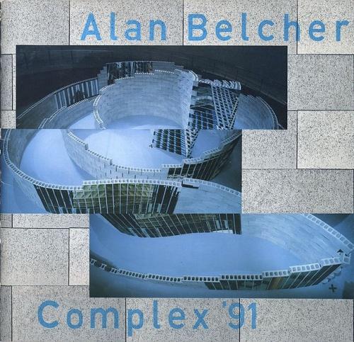 Alan Belcher: Complex '91 cover