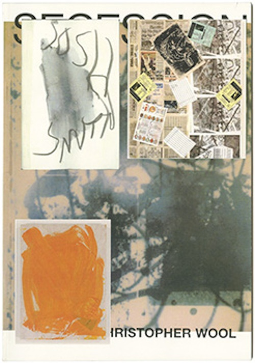 Altered Secession Catalogue - Christopher Wool (Josh Smith)