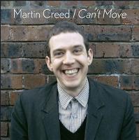 Martin Creed: I Can't Move(vinyl)