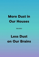 EMILIA-AMALIA Set of 5 Chapbooks: More Dust in Our Houses Less Dust on Our Brains