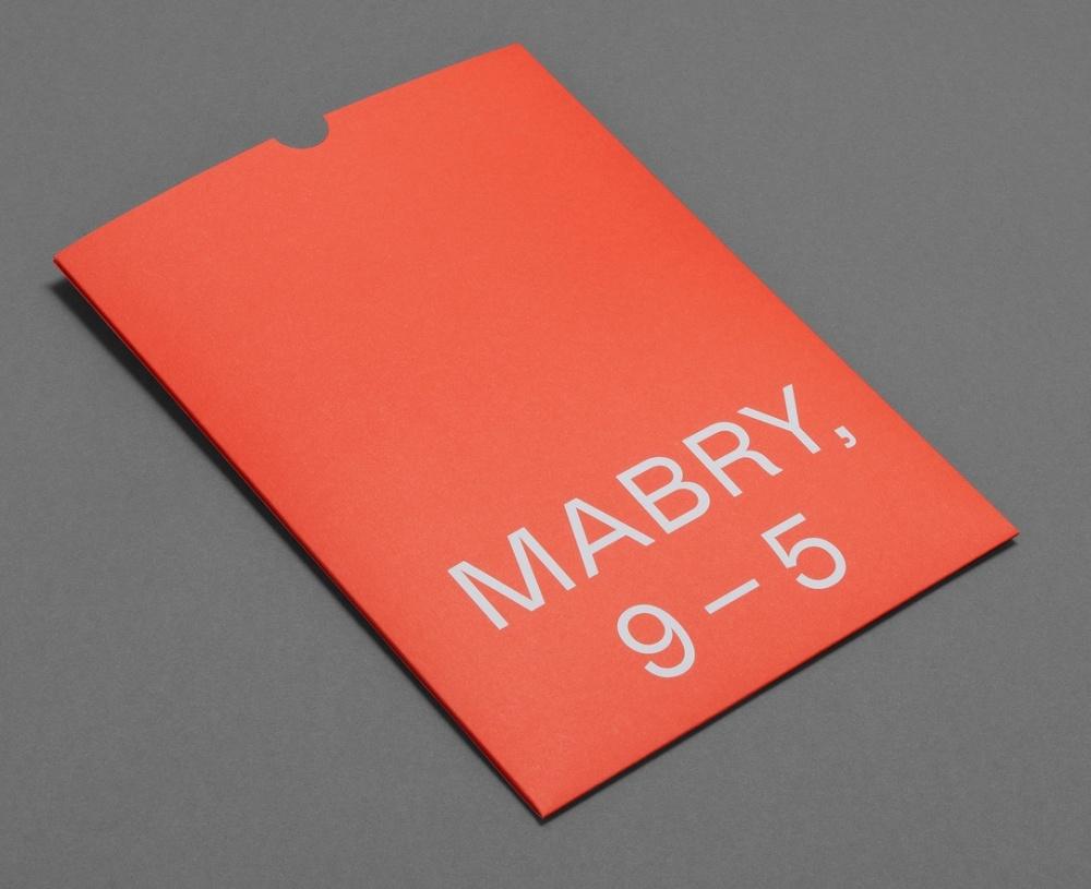 Marby Specimen