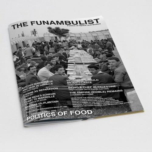 Funambulist 31