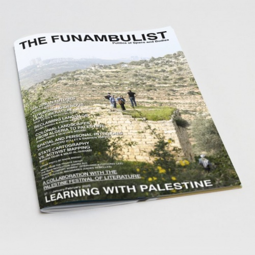 THE FUNAMBULIST 27 // JANUARY-FEBRUARY 2020: LEARNING WITH PALES