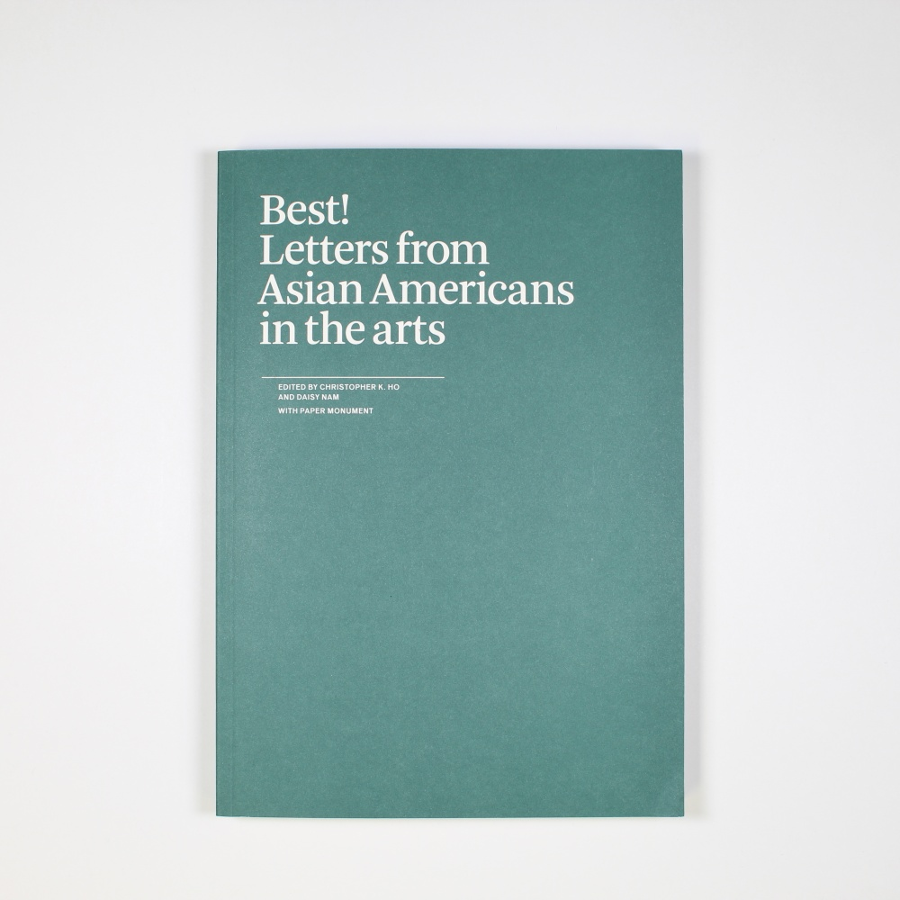 Best! Letters from Asian Americans in the arts