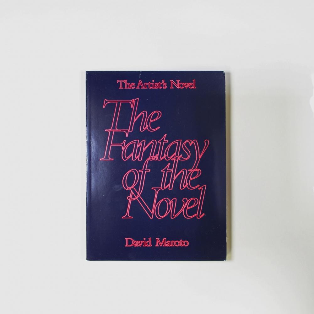 The Artist's Novel – Part 2: The Fantasy of the Novel