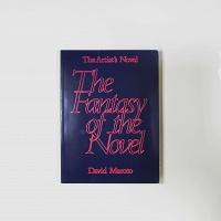 David Maroto: The Artist's Novel – Part 2: The Fantasy of theNovel