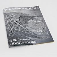 FUNAMBULIST 37: AGAINSTGENOCIDE