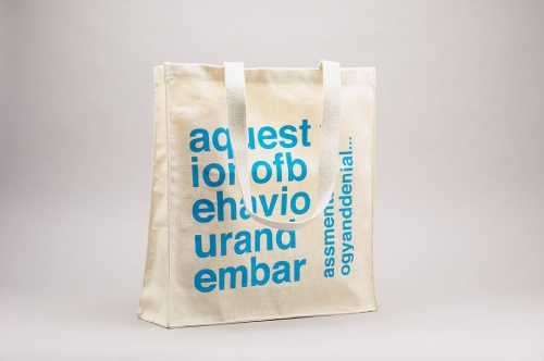 Liam Gillick - Canvas Tote Bag