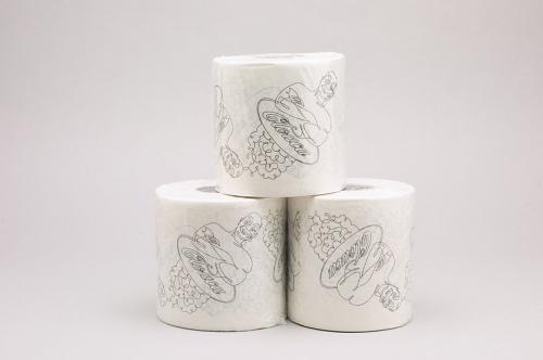 Wim Delvoye - Cloaca Toilet Paper