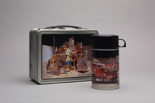 Kim Adams - Bruegel-Bosch Bus Lunch Box