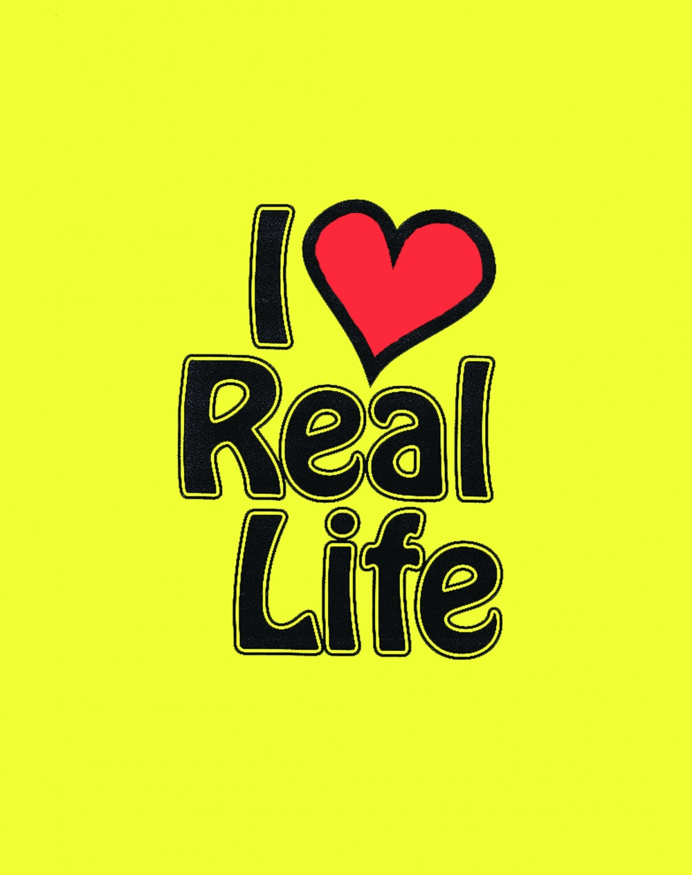 Ross Sinclair - Real Life